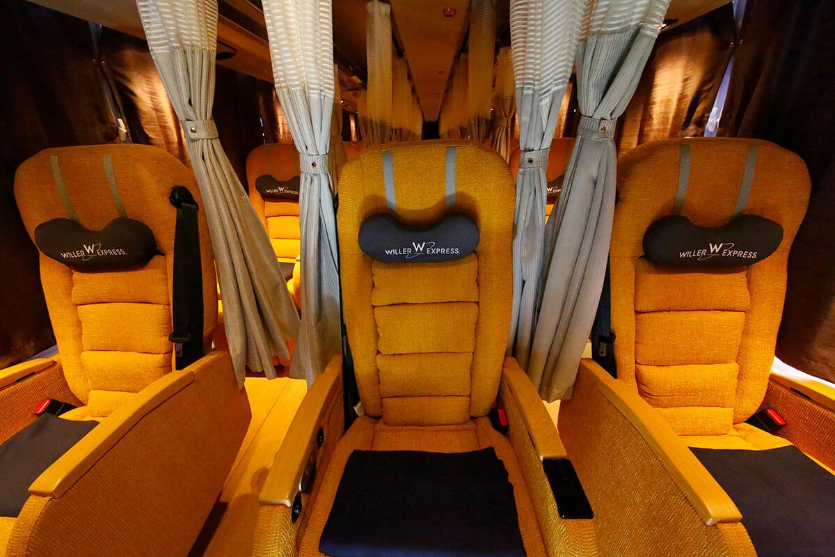 高速バスのメリット、デメリット